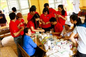 PVOIL Lube chuyến đi từ thiện tại Đồng Tháp